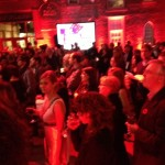 Crowd at Art. Award. Celebration.