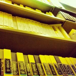 ArtSpots tape archive